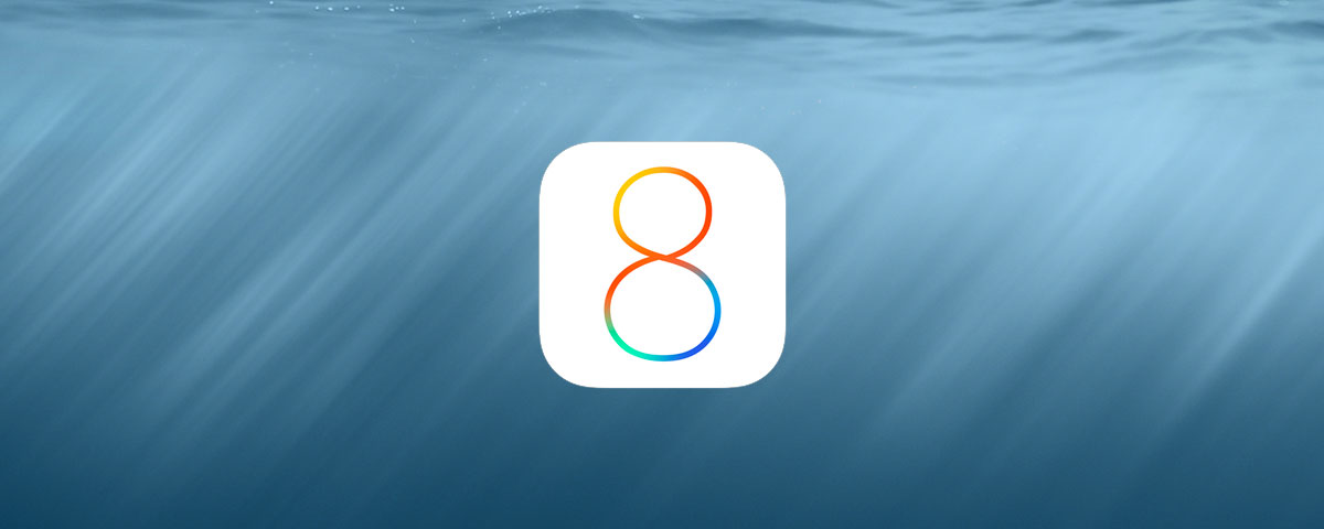 iOS 8 announcement