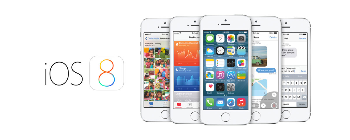 iOS 8 - Four ways to take advantage