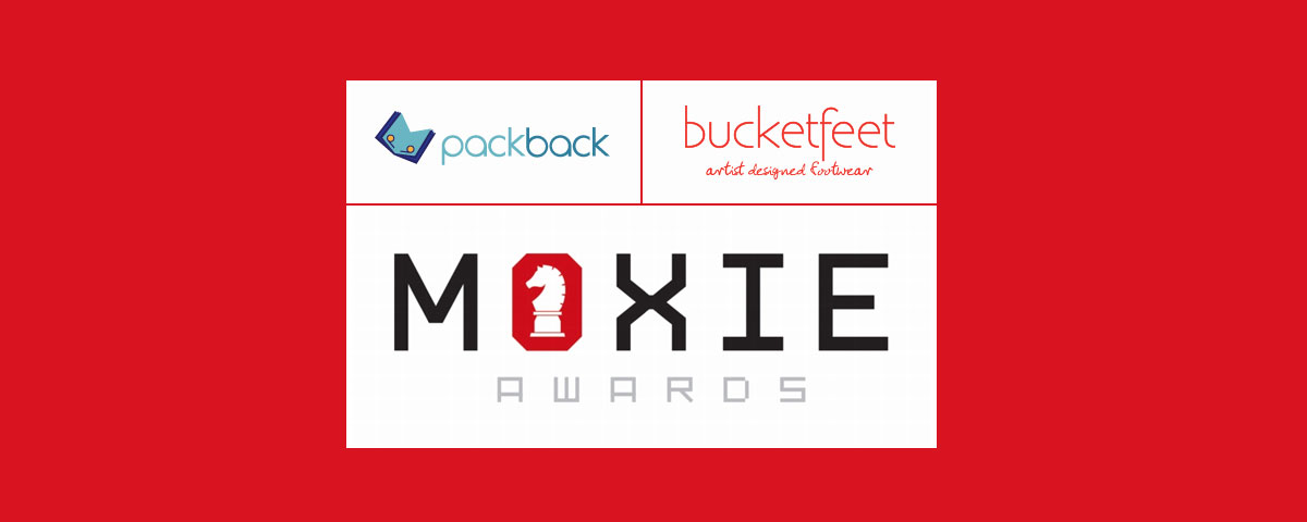 Vote for Packback and Bucketfeet in the Moxie Awards