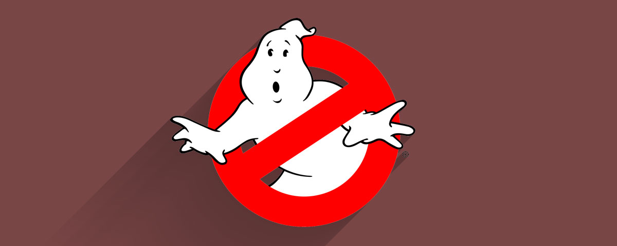 Ghostbusters and startups