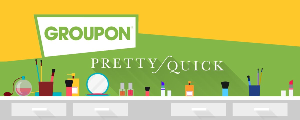 Prettyquick and Groupon